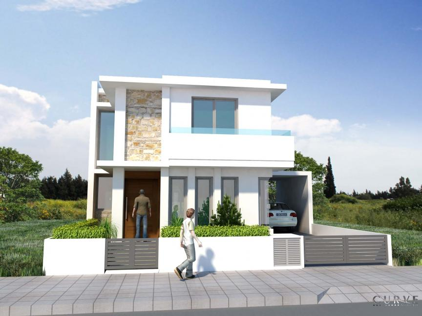 FOR SALE THREE BEDROOM HOUSE IN LIVADIA/LARNACA