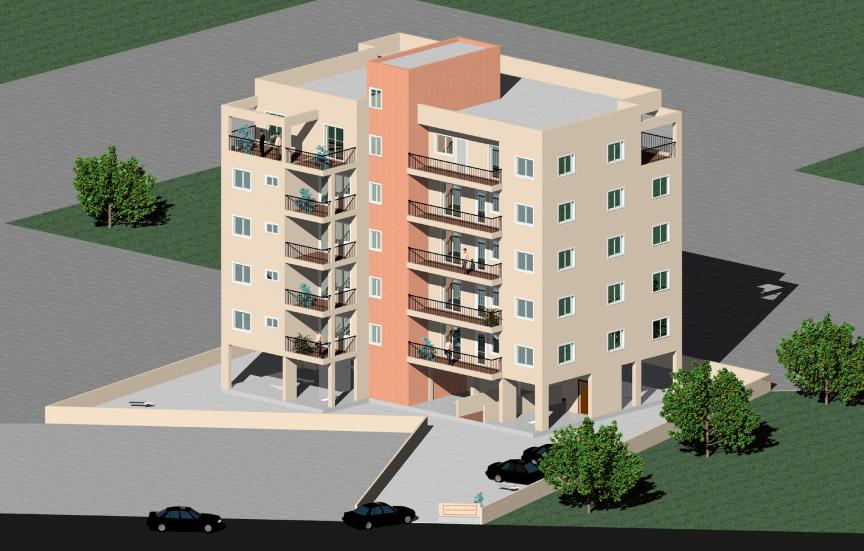 FOR SALE TWO BEDROOM APARTMENT IN LARNACA