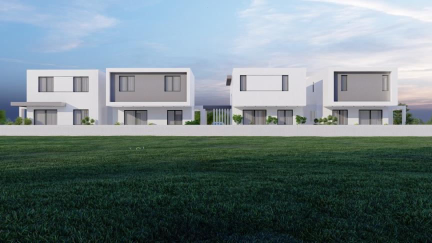 FOR SALE THREE BEDROOM HOUSE IN DROMOLAKSIA/LARNACA