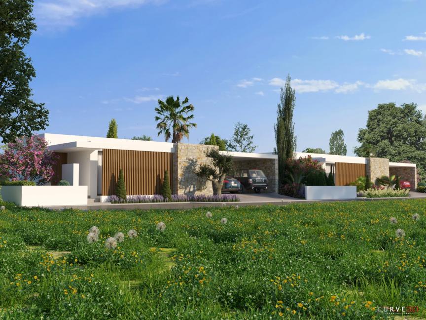 THREE BEDROOM HOUSE IN PYLA/LARNACA